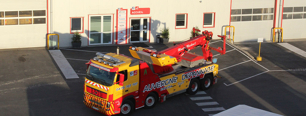 Auvergne trucks for Garage mecanique lyon 8